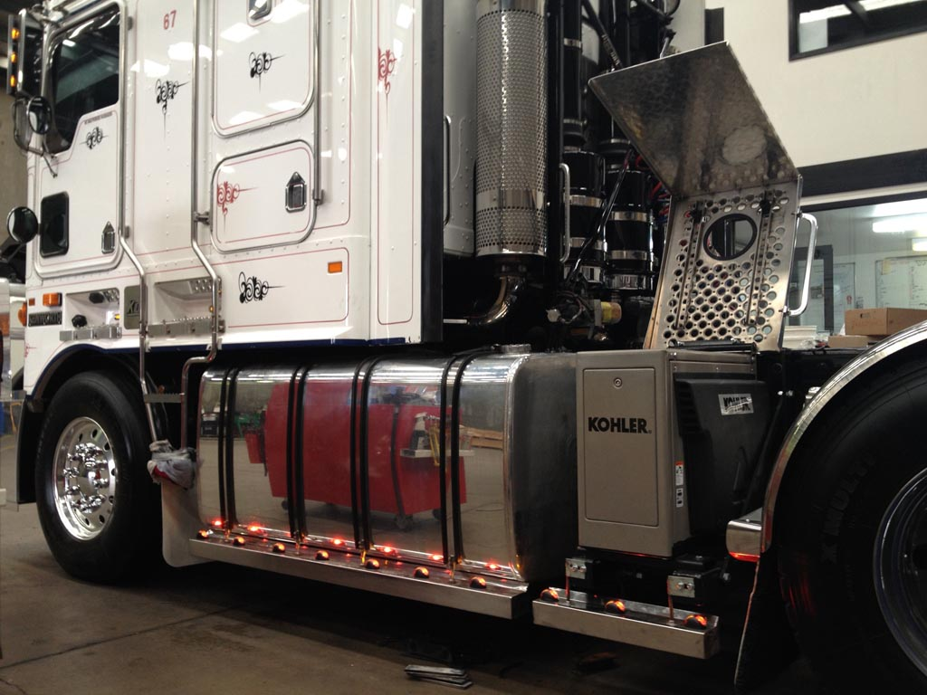 Semi Truck Air Conditioner : Truck sleeper cab air conditioning melbourne repair