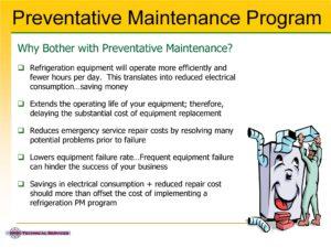 MNK Maintenance to Refrigeration (2)
