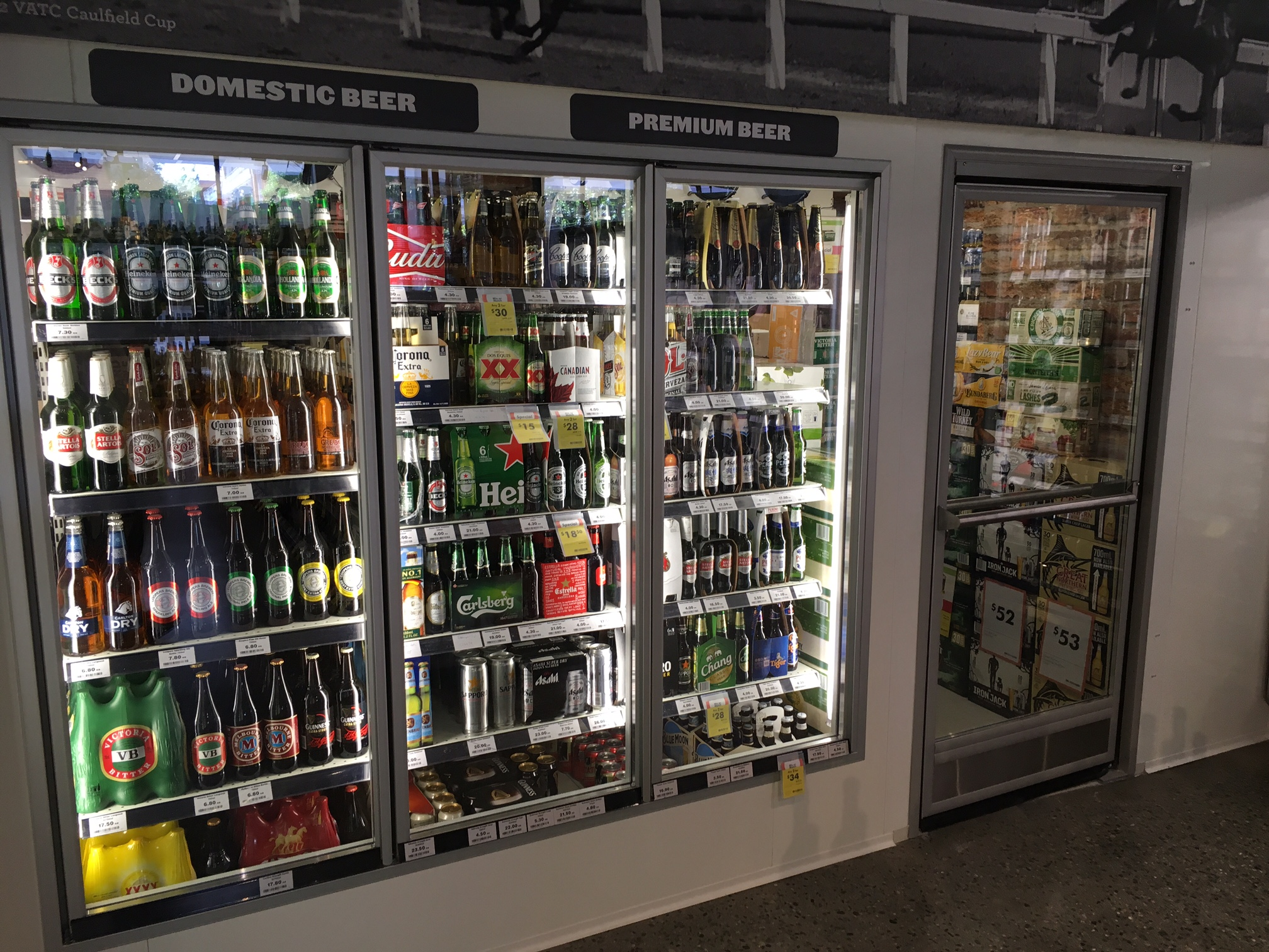 Commercial Refrigeration Equipment Melbourne Mnk